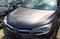 Foreign used Toyota Camry 2016 Gray