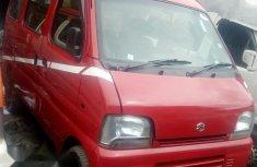 Neat Foreign used Suzuki EV 2005 Red