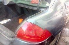 Clean Tokunbo Honda Accord 2.4 Executive 2006 Blue