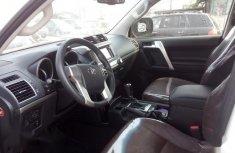 Very Clean Foreign used Toyota Landcruiser Prado 2016 White