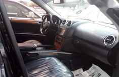 Clean Foreign used Mercedes-Benz M Class ML350 2008 Black