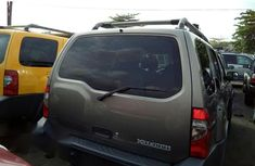 Foreign Used Nissan Xterra 2003 Gray
