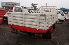 Foreign Used Toyota Dyna 2001 White Colour