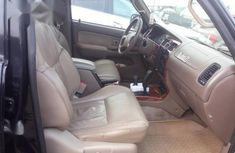 Super Clean Foreign used Toyota 4-Runner 2000 Black