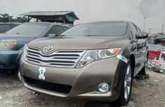 Foreign Used Toyota Venza AWD 2010 Gold Colour