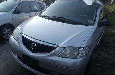 Mazda MPV 2004 Silver