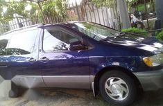 Foreign Used 2003 Toyota Sienna Car
