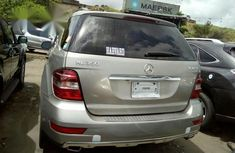Foreign Used Mercedes-Benz M Class ML350 2010 Gray