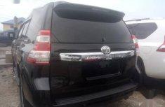 Clean Tokunbo Toyota Land Cruiser Prado 2015 Black