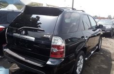 Foreign Used Acura MDX 2006 Black