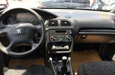 Foreign Used 2003 Peugeot 406