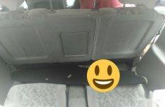 Clean Tokunbo Opel Zafira 2001 2.0 Gray