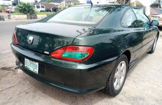 Nigerian Used Peugeot 406 2008 2.0 Green