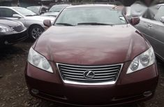 Super Clean Foreign used Lexus ES350 2009 Red