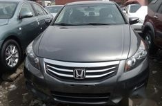 Neat Foreign used Honda Accord 2009 Gray
