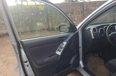 Neat Foreign used Toyota Matrix 2006 Silver