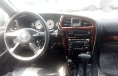 Neat Foreign used Nissan Pathfinder 2003 Silver