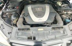 Nigerian Used 2008 Mercedes-Benz C300 Black Colour