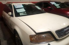 Clean Tokunbo Audi A6 1999 White
