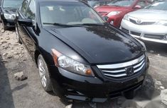 Super Clean Foreign used Honda Accord 2009 Black
