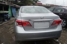 Super Clean Foreign used Lexus ES350 2012 Silver