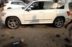 Clean Tokunbo Mercedes-Benz GLK-Class 2010 350 4MATIC White