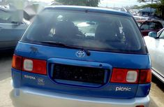 Foreign Used Toyota Picnic 2001