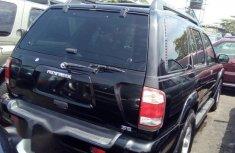 Clean Tokumbo  Nissan Pathfinder 2003 Black