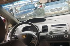 Clean Nigerian used Honda Civic 2006 Gray