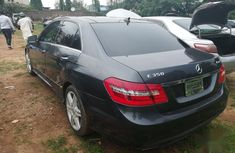 Tokunbo 2012 Mercedes-Benz E350 Gray Colour