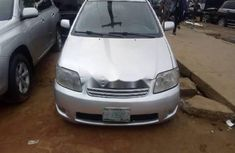 Well maintained 2002 Toyota Corolla sedan for sale at price ₦1,200,000