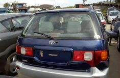 Foreign Used Toyota Picnic 2001 Blue