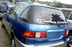 Neat Foreign used Toyota Picnic 2000 Blue