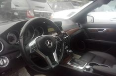 Clean Foreign Mercedes-Benz C300 2012 Black