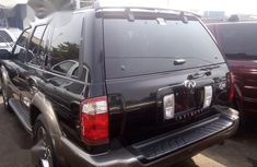 Very Clean Foreign used Infiniti QX4 2003 Black