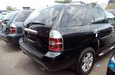 Very Clean Foreign used Acura MDX 2005 Black