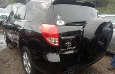 Neat Foreign used Toyota Rav4 2008 Black