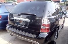 Neat Foreign used Acura MDX 2005 Black