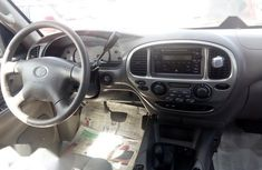 Super Clean Foreign used Toyota Sequoia 2003 Gray