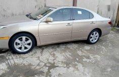 Clean Tokunbo Lexus ES 2006 Gold