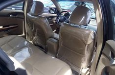 Clean Foreign used Honda Accord 2009 Black