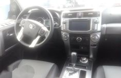 Neat Foreign used Toyota 4runner 2016 Black