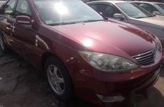 Toyota Camry 2006 Red