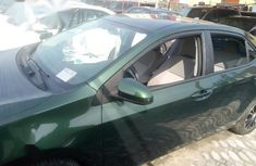 Neat Foreign used Toyota Corolla 2014 Green