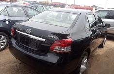 Super Clean Tokumbo Toyota Yaris 2008 Black