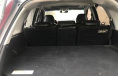 Clean Nigerian used Honda CR-V 2009 LX Automatic Black