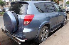 Nigerian Used Toyota RAV4 2009 Sport Blue