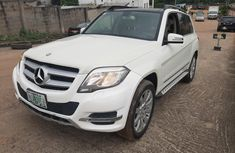 Very sharp neat used 2010 Mercedes-Benz GLK automatic for sale in Lagos
