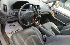Super Clean Foreign used Lexus RX 2000 Silver