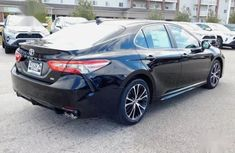 Super Clean Foreign used Toyota Camry 2019 SE (2.5L 4cyl 8A) Black